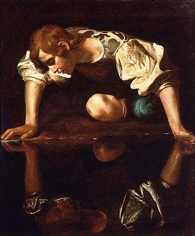 """""""Narciso"""" de Caravaggio"""